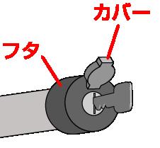 軽トラ_給油口開閉方法