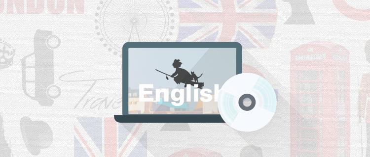 魔女の宅急便で英語学習