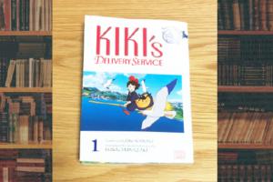 Kiki's Delivery Service Film Comic